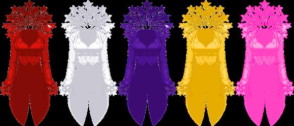 New Years Jackets - Females