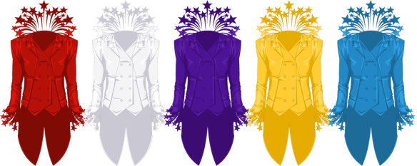 New Years Jackets - Males