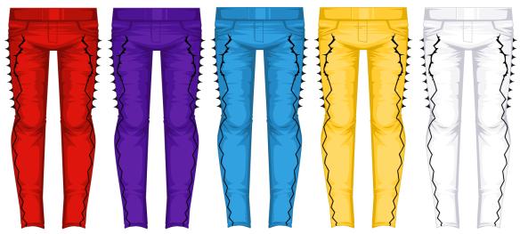 Males - Pants