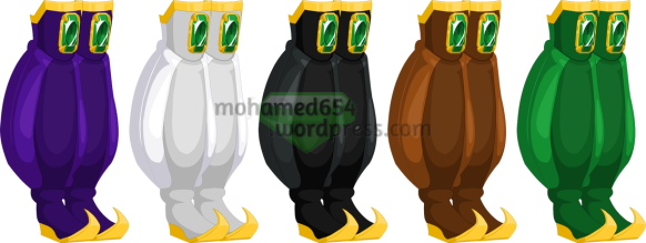 Emerald Vanguard Boots (Female)