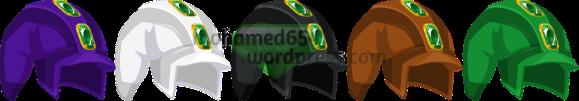 Emerald Vanguard Hat (Both)