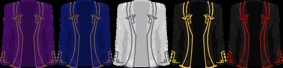 Adorae Adorned Jacket (Male)