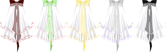 Fate's Forever Veil (Female)