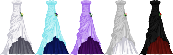 Florence Evening Gown (Female)
