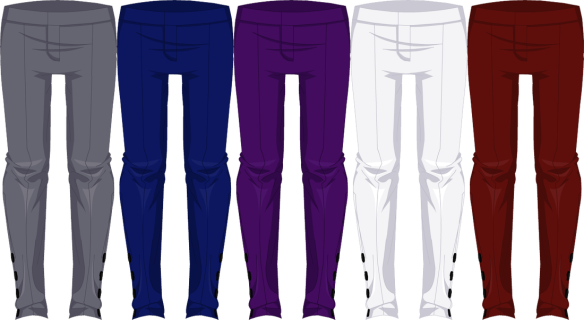 Florence Evening Pants (Male)