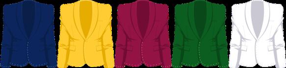 Pearlescence Jacket (Male)