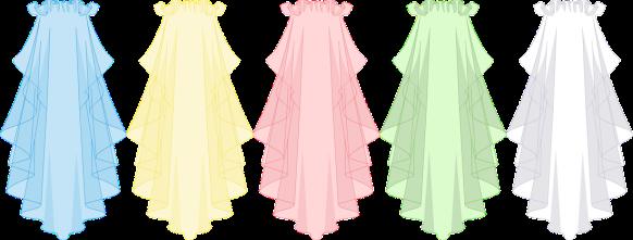 Pearlescence Veil (Female)