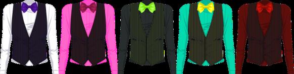 Visionary Pinstripe Shirt (Male)