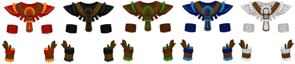 Tiki Warrior Armor (Female)