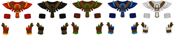 Tiki Warrior Armor (Male)